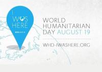 световен ден на хуманитарната помощ