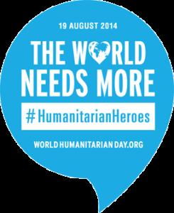 19 august - humanitaian heroes