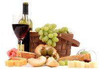 vino i mezeta