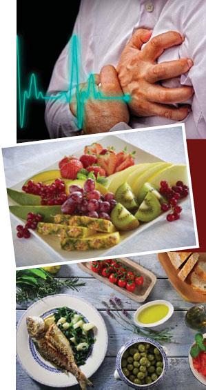 средицемноморска диета и сърдечно-съдови заболявания